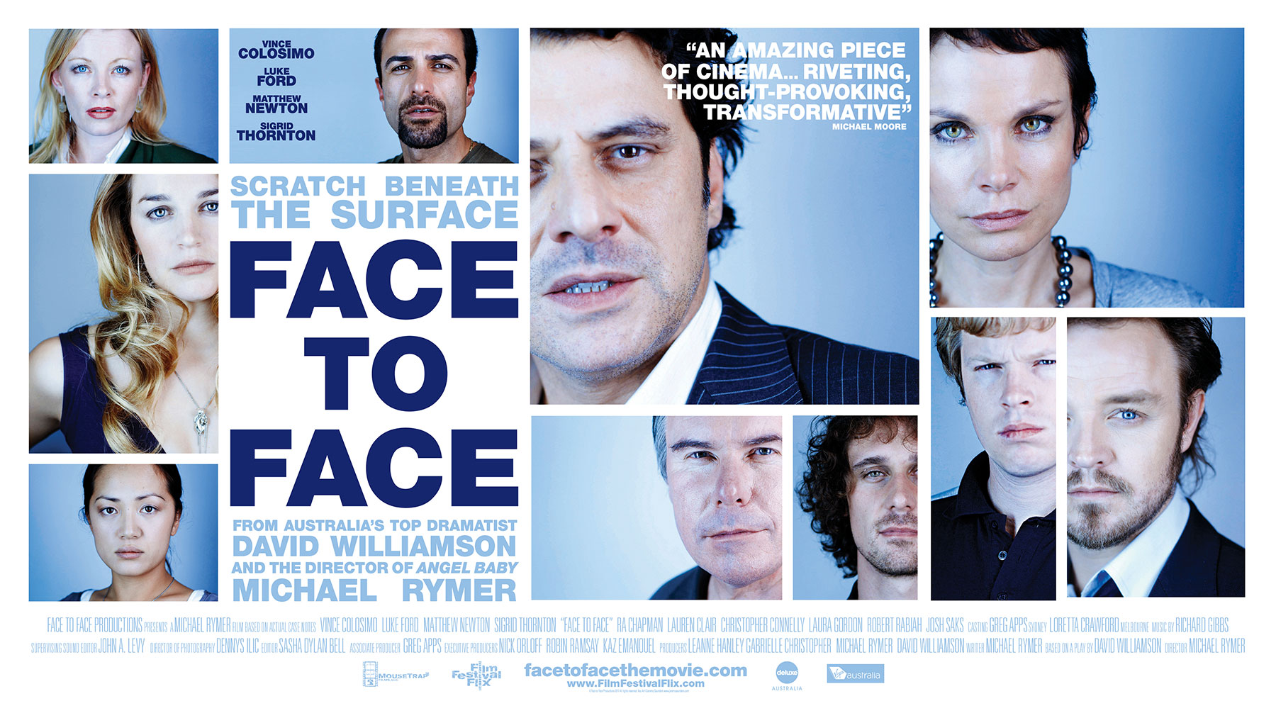 Face To Face–indie movie review.