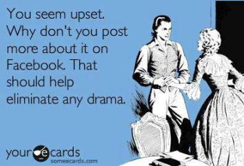 facebook-drama