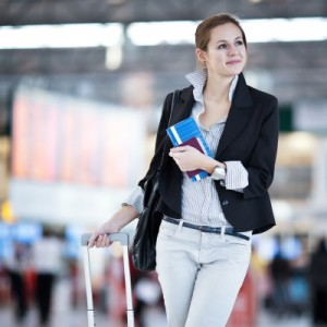 young-female-passenger-at-airport