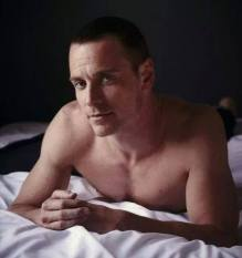 Michael Fassbender: A possible muse.